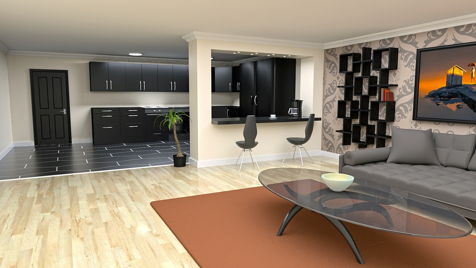 Architecture, Interior, Room, Modern