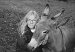donkey, woman, complicity