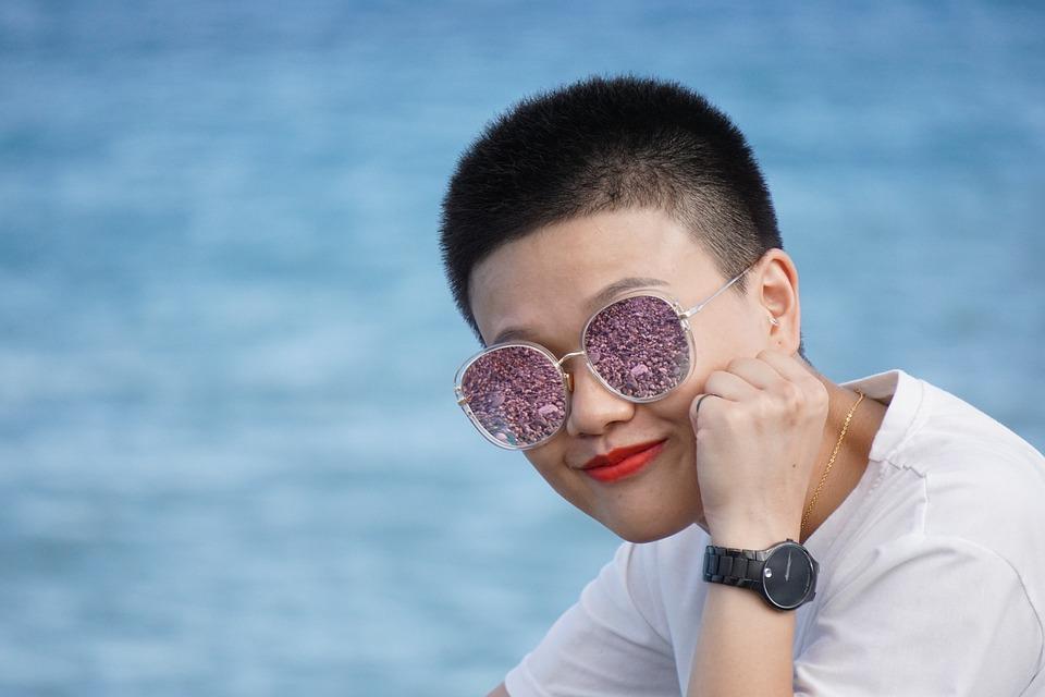 La Mode, Rouge À Lèvres, Maquillage, Modèle, Style