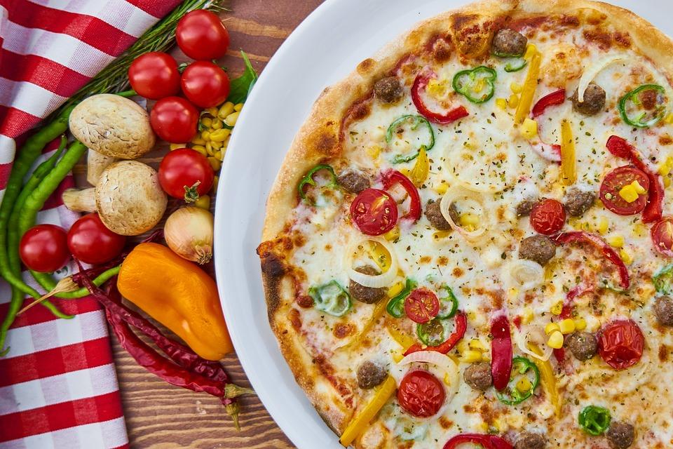 Pizza Dough Hot - Free photo on Pixabay