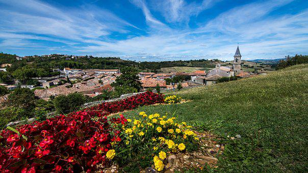 Lautrec, Mesieval, Village, Tarn