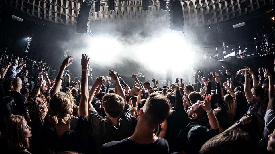 music show concert free photo on pixabay