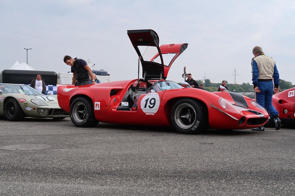 Free photo: Lola T70, Classic, Race, Car - Free Image on Pixabay ...