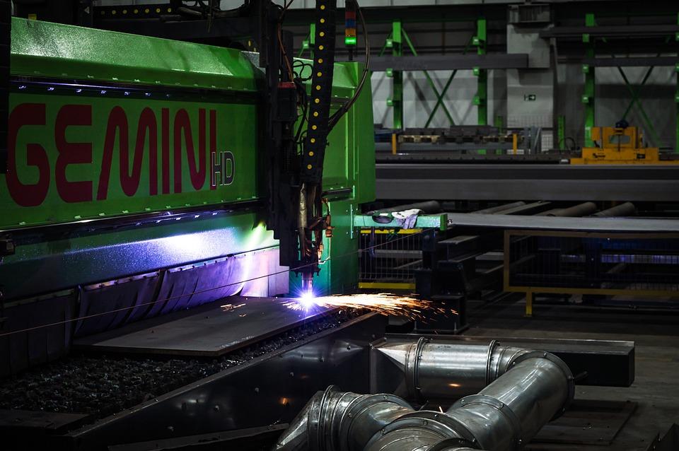 industrial plasma