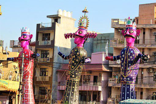 Dusshera, Ramayana, Culture, Celebration