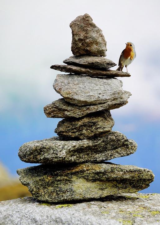 cairn stones stone on free photo on pixabay