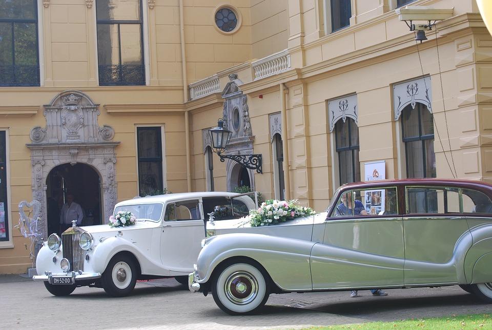 Old Car Wedding · Free photo on Pixabay