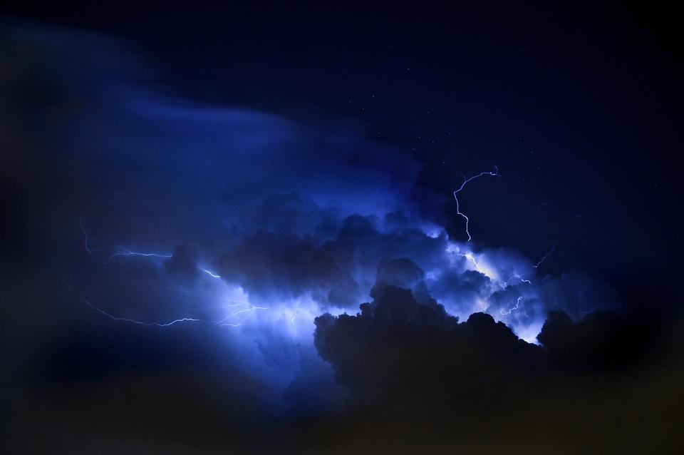 Lightning Weather Sky · Free photo on Pixabay