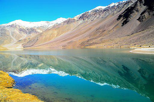 Himalaya, Danau, Pegunungan, India