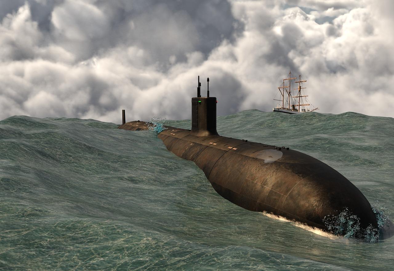 Submarine Boat Sea - Free image on Pixabay