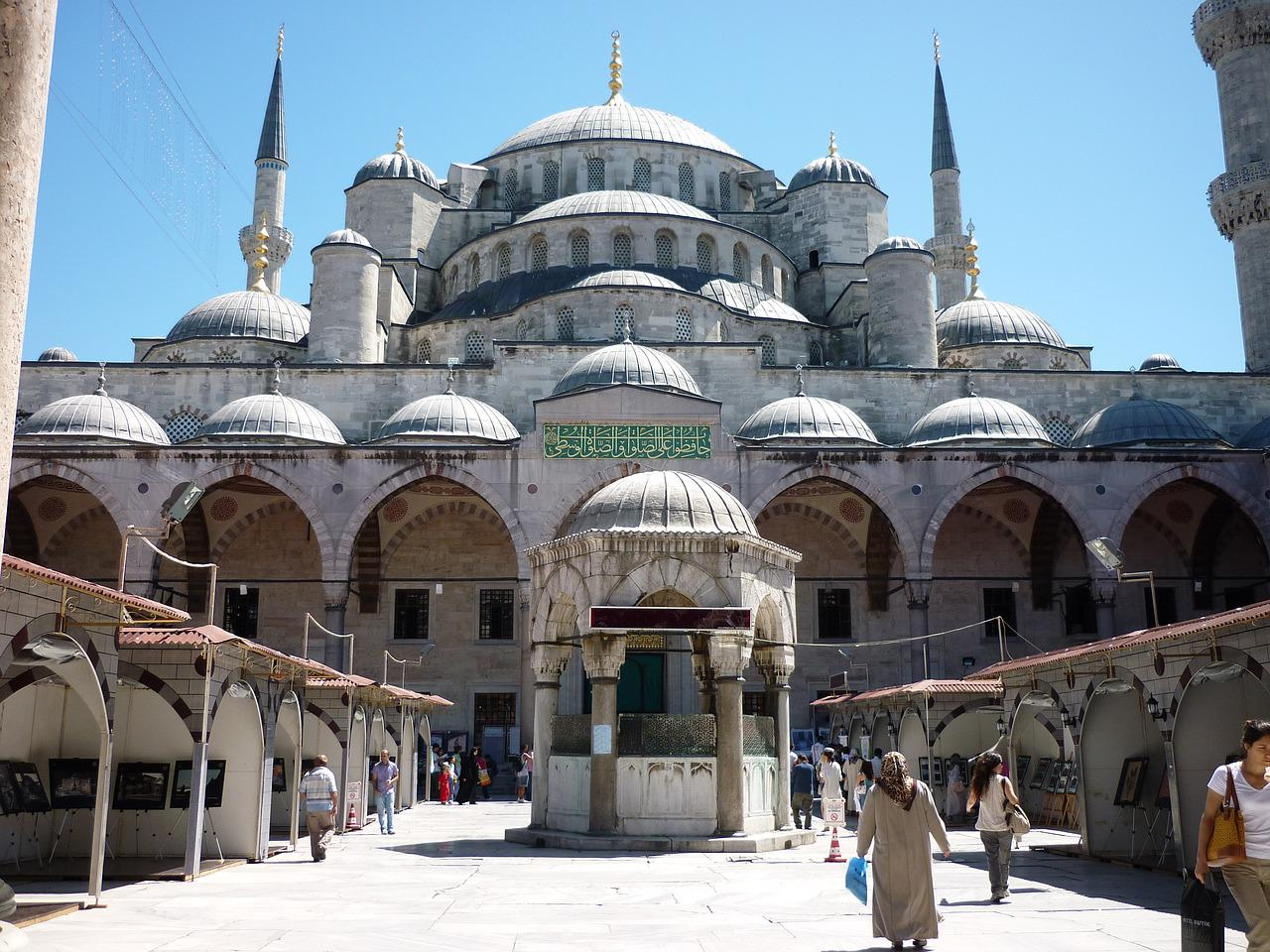 стамбул с голубой мечетью картинки отметил день рождения