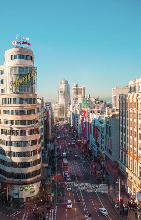 Madrid España De Viaje - Foto gratis en Pixabay