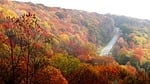 mountain, fall, autumn