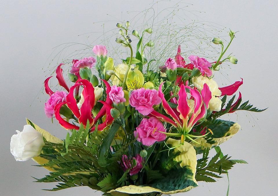 bouquet fleurs composition fleur - photo gratuite sur pixabay