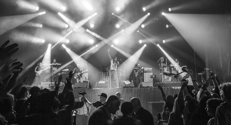 Nagelneu Schwarz Weiß Konzert Reggae · Kostenloses Foto auf Pixabay XK21