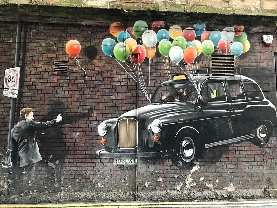 En effet, Glasgow possède nombreuses collections d'art.