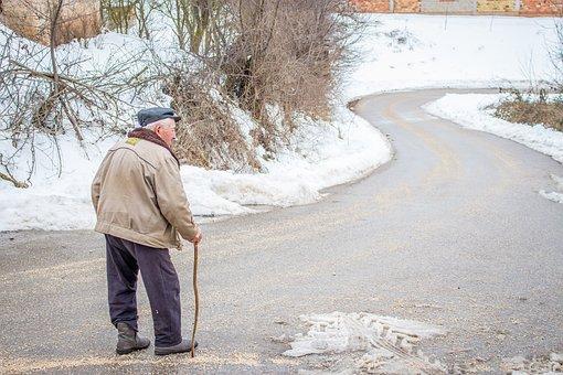 Dziadek, Stary Człowiek, Senior
