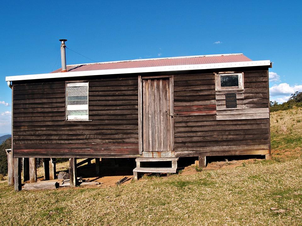 Huis shack hut · gratis foto op pixabay