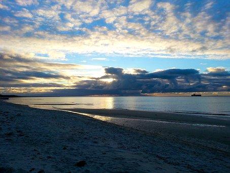 Sand, Sea, Sky, Beach, Ocean, Summer