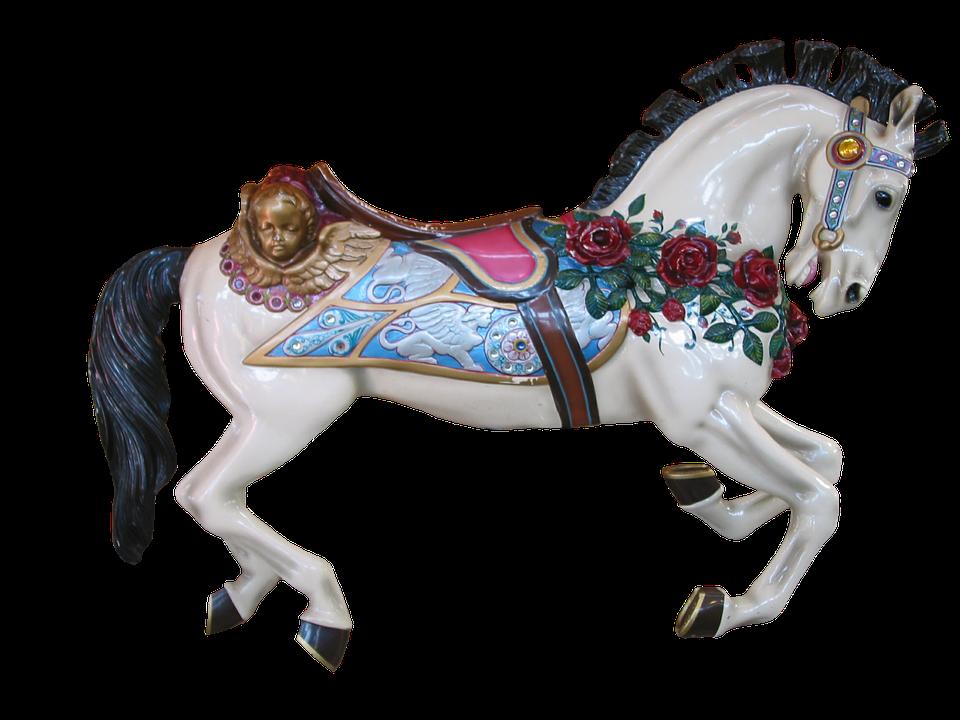 Free Photo Carousel Horse Carousel Horse Free Image