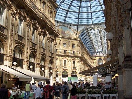 Milán, Galería Comercial