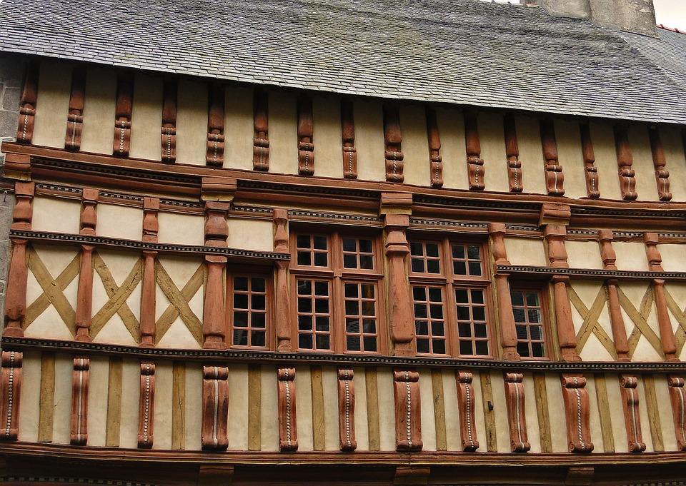 Fachada Casas Antiguas Casa Foto Gratis En Pixabay - Fachadas-antiguas-de-casas