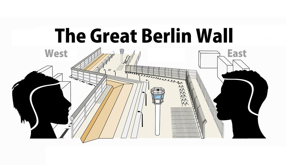 wall berlin germany free image on pixabay