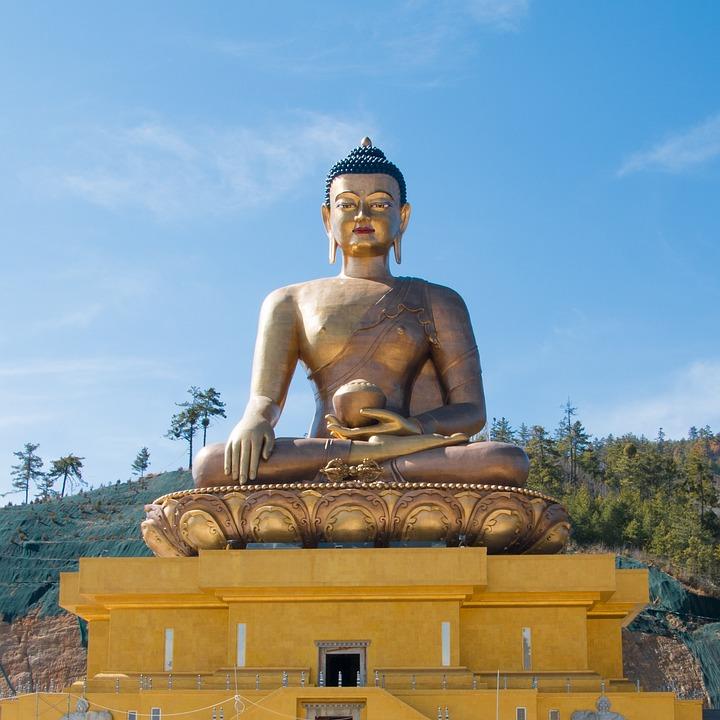 Sitting Buddha, Buddha Dordenma