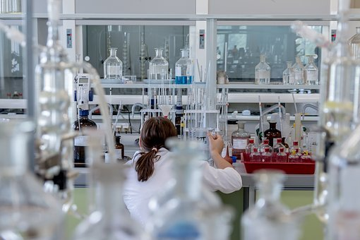 Laboratory, Analysis, Chemistry, Chemist