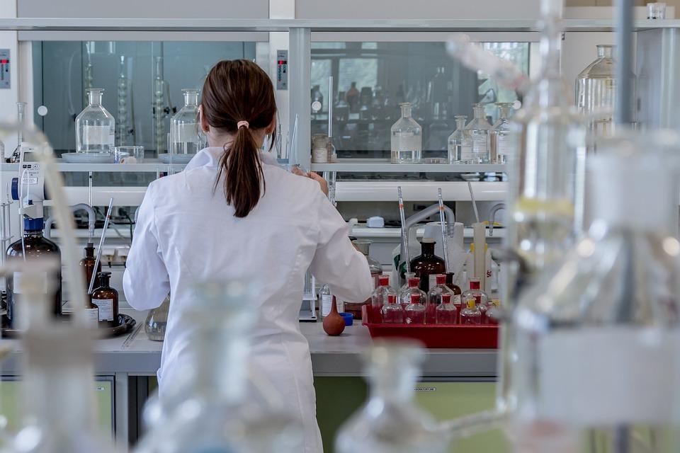 Laboratoire, Analyse, Chimie, Recherche, Chimiste, Ph D
