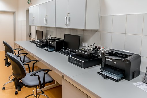 Office, Printer, Computer Equipment, printing
