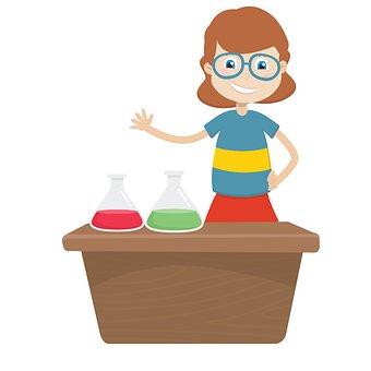 Lehrer, Experimente, Wissenschaft