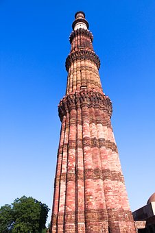 Qutubminar, Delhi, Architecture, Indian
