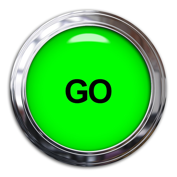 Go Sign Icon Go Sign Symbol ...