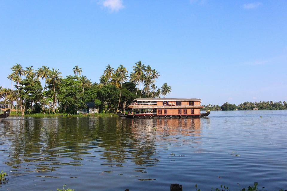 Alleppey Houseboat stay