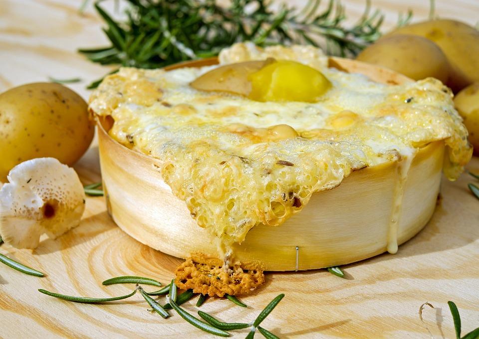 Ofenkäse, Formaggio, Al Forno, Formaggi A Pasta Molle