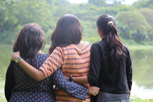 Know your child's heart by knowing they are surrounded by a good group of like-minded friends.