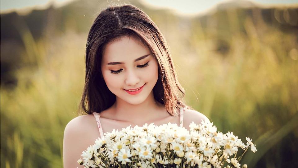 asien gut aussehend schone fotos weiblich grazios
