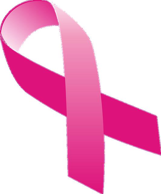 Ribbon Symbol Cancer Mama Free Vector Graphic On Pixabay