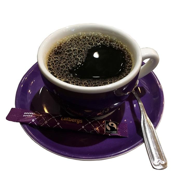 Kaffeemaschine Mit Kaffeebohnen