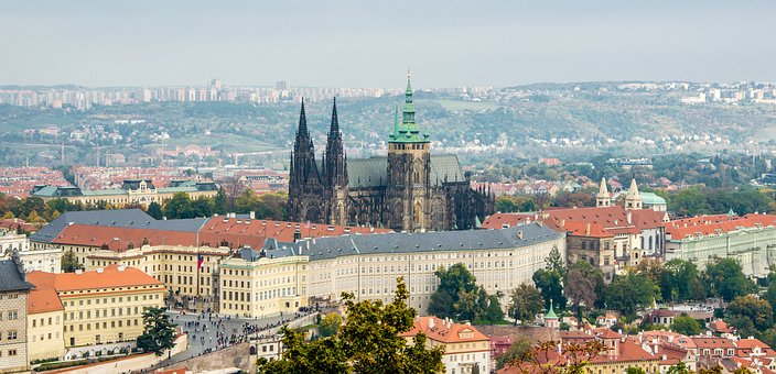 Palacio de Praga