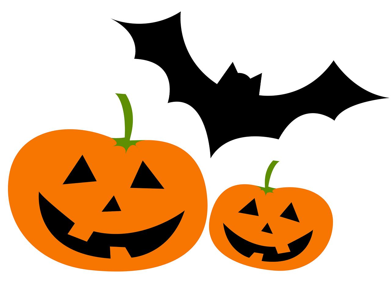 Bat Pumpkin Pumpkins Free Image On Pixabay