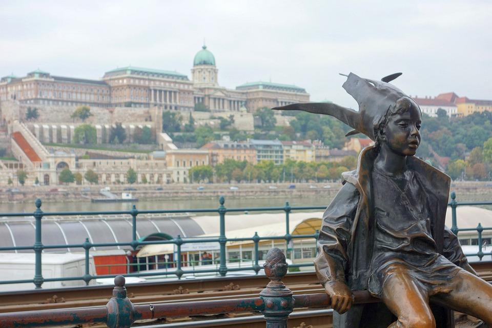 Budapest, Magyarország, Folyó, Ábra, Látnivalók, Épület