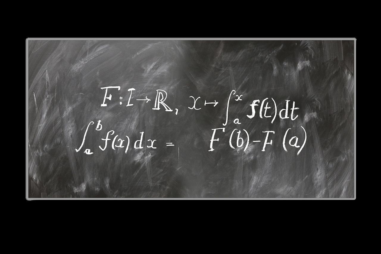 微分, ボード, 学校, 大学, 研究, 教育, ライプニッツ, 分析, 数学, 物理学, 数式, チョーク