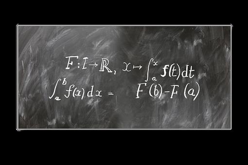 Cálculo Diferencial, Tablero, Escuela