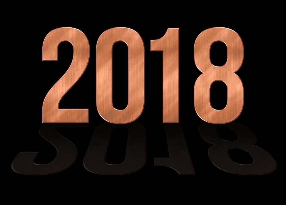 Silvester 2018 Neujahr · Kostenloses Foto Auf Pixabay