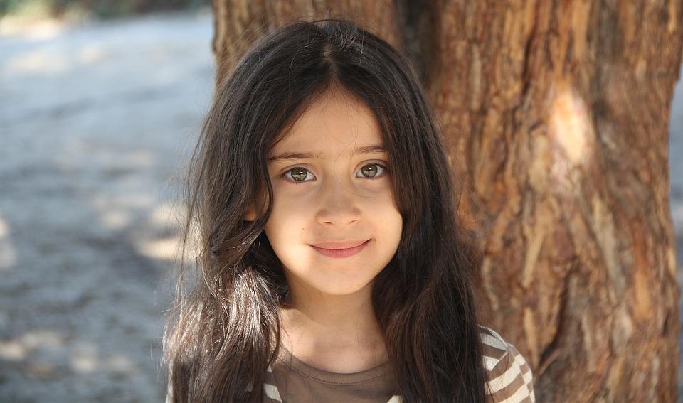 d9d56880d01 Little Girl In The Garden - Free photo on Pixabay