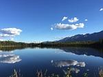 yukon territory, nature, lake