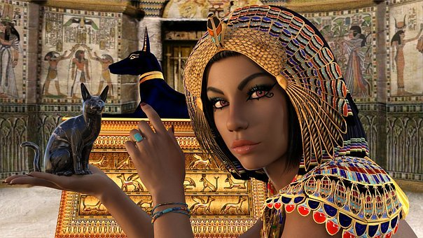 Egypt, Woman, Queen, Nefertiti