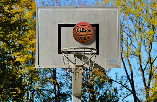 Basketball Hoop, Basketball, Ball Sports